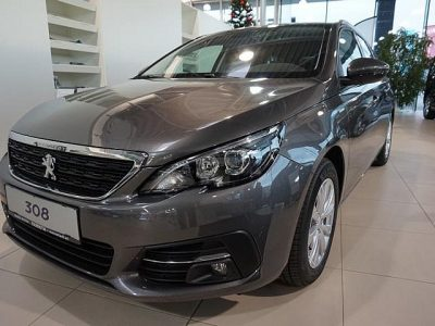 Peugeot 308 SW BlueHDi 130 S&S 6-Gang-Manuell Style bei Autohaus Nemeth Eisenstadt in